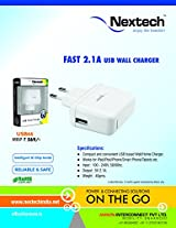 Nextech USB Travel Charger 2A - USB66