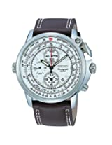 Seiko Dress & OTH SNAB71P1 Chronograph Watch - For Men