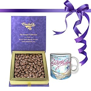 Magical Treat of Milk Nutties with Combo - Chocholik Dry Fruits