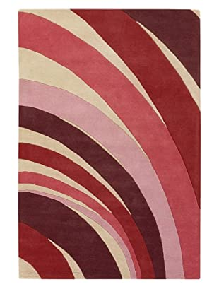 Chandra Counterfeit Studio Hand Tufted Wool Rug (Rose Colored Glasses)