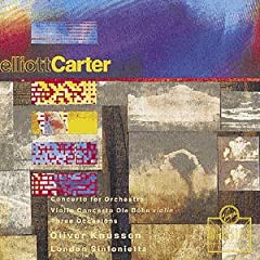 Carter;Concerto for Orchestra