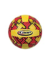 Coop Hydro Volleyball (Checker), Red