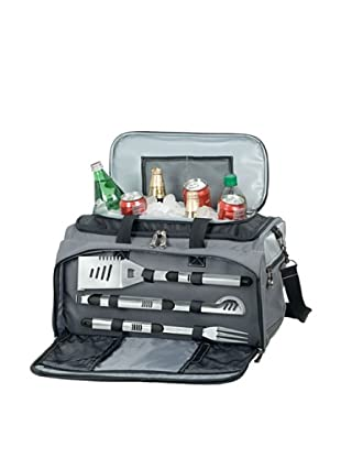 Picnic Time Buccaneer All-In-One Tailgating BBQ Grill/Cooler Set