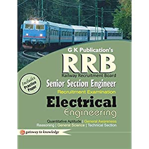 GK Publications Railway Recruitment Board Electrical Engineering (Senior Section) 2015