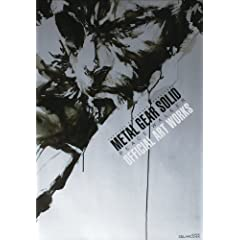 METAL GEAR SOLID PEACE WALKER OFFICIAL ART WORKS ^MA \bh s[XEH[J[ W (SE-MOOK)