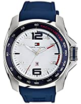 Tommy Hilfiger Analog Silver Dial Men's Watch - TH1790855/D
