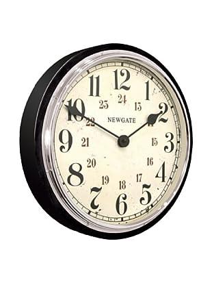 Newgate The Ticket Office Clock, Black