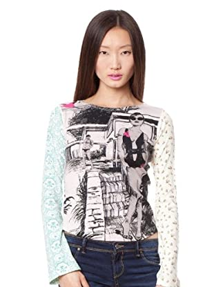Custo Camiseta Kopu (Multicolor)