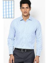 White Full Sleeve Formal Shirt