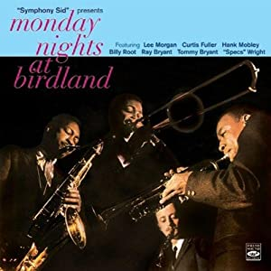 ♪Monday Nights at Birdland/Lee Morgan , Curtis Fuller , Hank Mobley  | 形式: CD