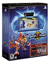 Portable Limited Edition InviZimals Entertainment Pack (Vibrant Blue) (PSP)