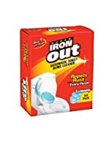 Super Iron Out AT66N Automatic Toilet Bowl Cleaner-6.2 Ounces/6 Uses-Rust and Hard Water Stain Repellent Cleans with Each Flush-45 Days Per Tablet