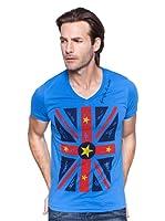 Giorgio Di Mare Camisa Aguste (Azul)