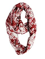 Eco Genes Women's Scarf (Red_Free Size)
