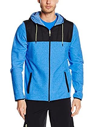 Under Armour Sudadera con Cierre Fitness Sweatshirt CGI Perf FZ