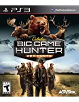 Cabelas: Big Game Hunter Pro Hunts (PS3)