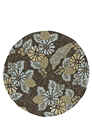 Kaleen Home & Porch Indoor/Outdoor Rug, Robin's Egg, 5' 9