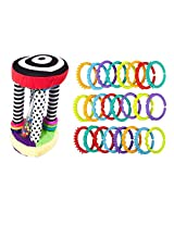 Sassy Tumbling Toy Tubes With Lots Of Links