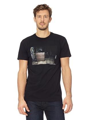 Analog T-Shirt Arto (Black)