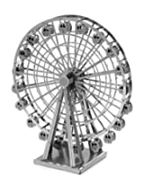 Metallic Nano Puzzle Big Ferris wheel TMN-26 Model Kit