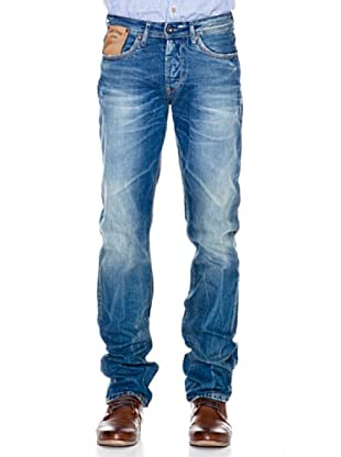 Pepe Jeans London Vaquero Scratched (Azul)