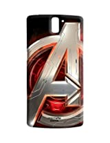 Avengers Version 2 - Sublime Case for OnePlus One