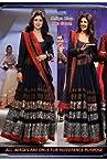 Shilpa Shetty Blue Bollywood Replica Anarkali Suit