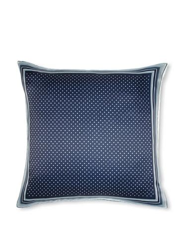 Tommy Hilfiger TH Stripe Euro Sham (Blue)