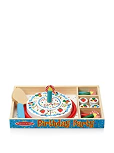 Melissa & Doug Birthday Party Cake