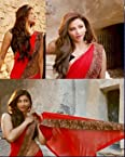 Jai Ho Bollywood Replica red saree