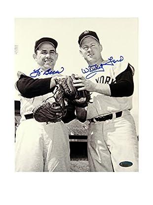 Steiner Sports Memorabilia Yogi Berra & Whitey Ford Signed Photo, 10