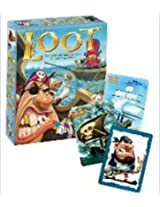 Gamewright 231 Loot Card Game