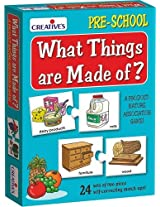 Creative Educational Aids 0683 What Things are Made of