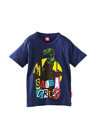 Santa Cruz Camiseta Salbasaurus (Azul)