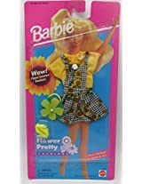 Barbie Flower Pretty Fashions Sunflower Dress Yellow Blouse And Shoes