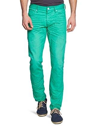 Tom Tailor Pantalón Marina Di Castagneto Carducci (Verde Menta)