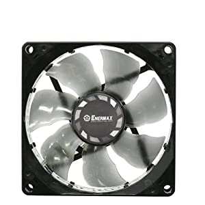 【クリックでお店のこの商品のページへ】ENERMAX PCケースファン TBサイレンスPWM 9cm UCTB9P: パソコン・周辺機器