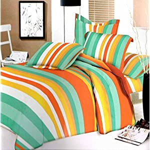 pruMART Cotton Double Bedsheet - (bedsheets/ bed sheet lt21)