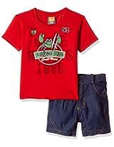Little Kangaroos Boys' Clothing Set (Pack of 2)