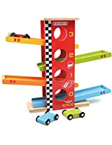 Vilac Cars Race Tower Toy