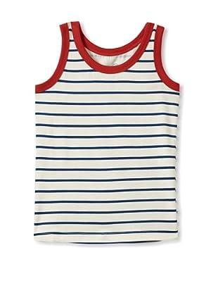 Soft Clothing Kid's Mia Tank Top (St Tropez Stripe)