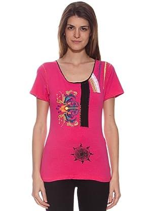 HHG T-Shirt Yenisey (Rosa)