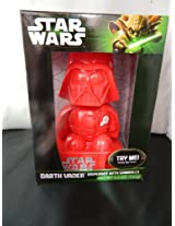 Star Wars Red Darth Vader Gumball Machine Dispenser with sound