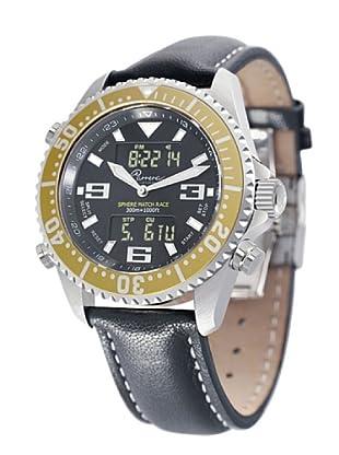 Carrera Reloj 75005 negro