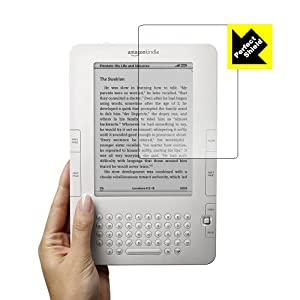 amazon Kindle 2/3 専用液晶保護シート『Perfect Shield for amazon Kindle 2/3』(反射を抑えたタイプ)