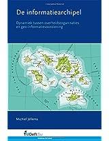 De Informatiearchipel: Dynamiek Tussen Overheidsorganisaties En Geo-Informatievoorziening