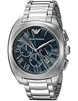 Emporio Armani Analog Blue Dial Men's Watch - AR1938