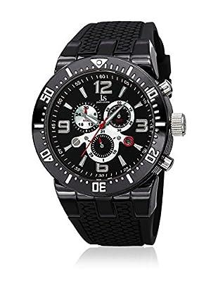 Joshua & Sons Uhr mit schweizer Quarzuhrwerk Man JS55BK 47 mm