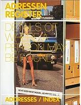 Dutch Design 2002-2003: 5 Index/Business Card