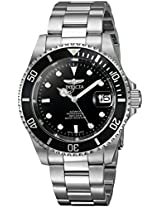 Invicta Pro-Diver Analog Black Dial Men's Watch - 8926OB
